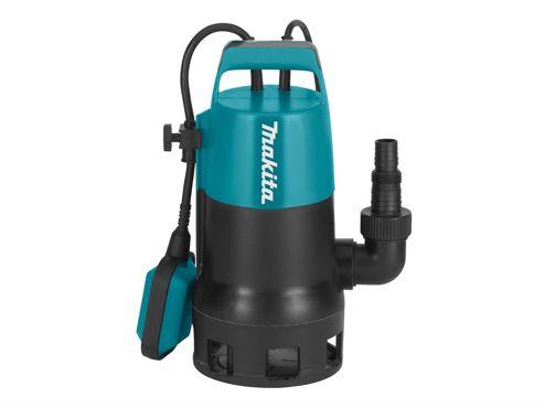 Makita PF0 410/2 Submersible Pump 400 Watt 240 Volt