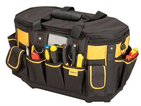 Stanley FatMax Round Top Rigid Tool Bag 50cm (20in)