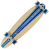 Mindless Longboards ML2130 Corsair III Complete Longboard - Blue