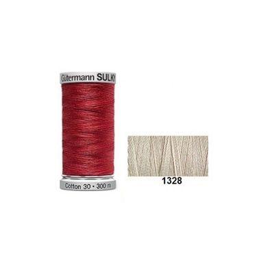 Gutermann Sulky Cotton 300m Nickel Grey