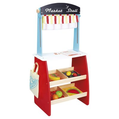 Buy Carousel Wooden Market Stall Amp Fruit Set From Our