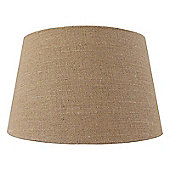 25cm Natural Linen Tapered Shade