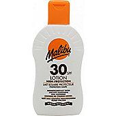Malibu Sun Lotion SPF30 High Protection 200ml