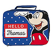 Mickey Mouse Personalised Lunch Bag