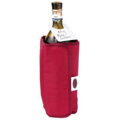 Dual Wine or Champagne Bottle Wrap
