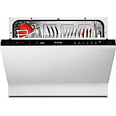 AEG F55210VI0 A+ Energy Rating Integrated - slimline White