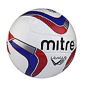 Mitre League TW V12 Football - White