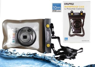 Waterproof Underwater Housing Case For Digital Camera