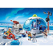 Playmobil Artic Expedition Headquarters