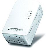 TRENDnet TPL-410AP 2-Port 500Mbps Powerline AV Wireless Access Point (V1.0R)