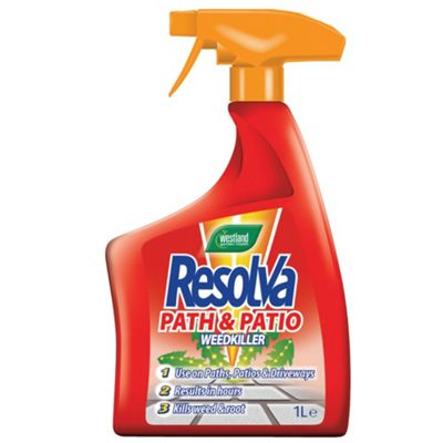 Resolva Path & Patio Weedkiller, 1L