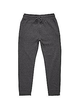F&F Cuffed Joggers - Dark grey