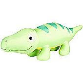 Bean Cushion Crocodile