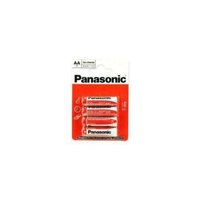 Panasonic R6RZ-4BP AA Size Battery