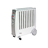 Dimplex CDE2Ti 2kW Eco Cadiz Oil Free Radiator with Electronic Timer