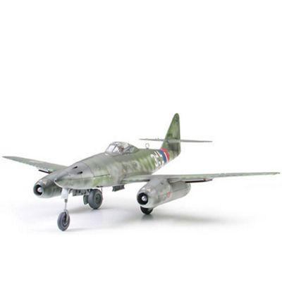 Tamiya 61087 Me 262 Fighter Version 1:48 Aircraft Model Kit