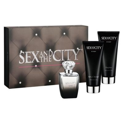 Sex And The City 100ml Gift Set Night 3 Pc Ladies