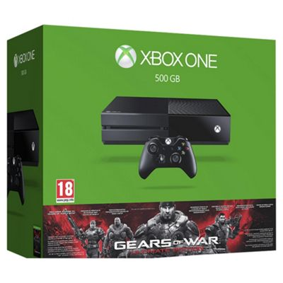 Xbox One 500Gb Gears Of War Anniversary Bundle