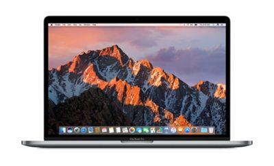 Apple 15-inch MacBook Pro with Touch Bar: 2.8GHz quad-core i7, 256GB - Space Grey