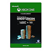Tom Clancy's Ghost Recon Wildlands Currency pack 1700 GR credits DIGITAL CARDS (Digital Download Codes)