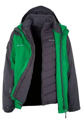 Zinal Extreme Men's 3 in 1 Ski Jacket