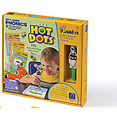 Jolly Phonics Hot Dots Let's Learn Phonic Starter Set