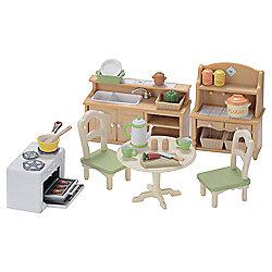 Sylvanian Families - Country Kitchen Set
