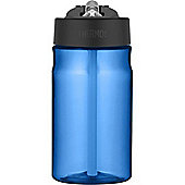 Thermos Intak 355ml Blue Hydration Bottle with Straw
