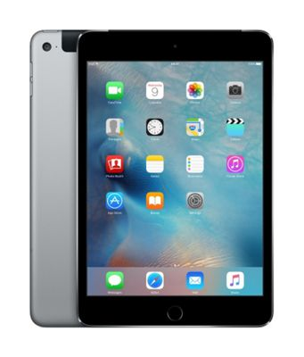 iPad mini 4, 128GB, Wi-Fi - Space Gray