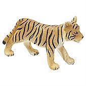 Realistic Tiger Cub Figurine Toy by Animal Planet