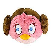 "Angry Birds Star Wars 5"" Plush - Princess Leia"