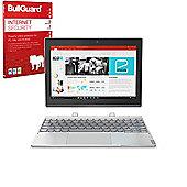 "Lenovo Miix 320 10.1"" Convertible 2 in 1 Laptop Tablet Intel Atom X5-Z8350 2GB 32GB Windows 10 with Internet Security - 80XF001FUK"