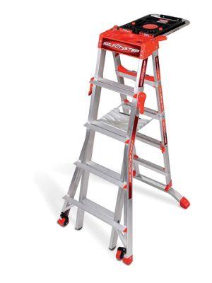 Little Giant Model 5-8 Tread SelectStep Ladder