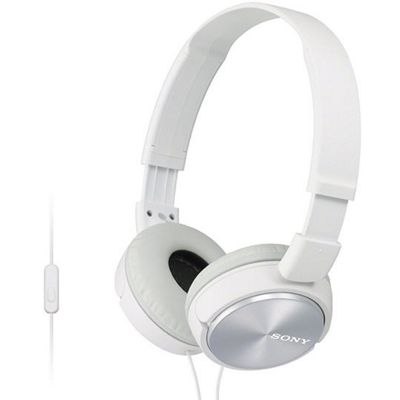 Sony MDRZX310APW Headband Type Headphones White
