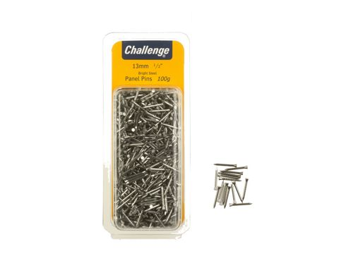 Shaw Challenge Panel Pins 20Mm B/S Clam
