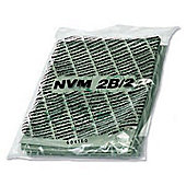 Numatic 604016 NVM-2BH 10 Pack Hepaflo Dust Bags
