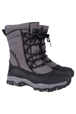 Mountain Warehouse PARK YOUTH SNOWBOOT ( Size: 02 Child )