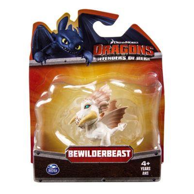 Dreamworks Dragons Mini Figures Bewilderbeast