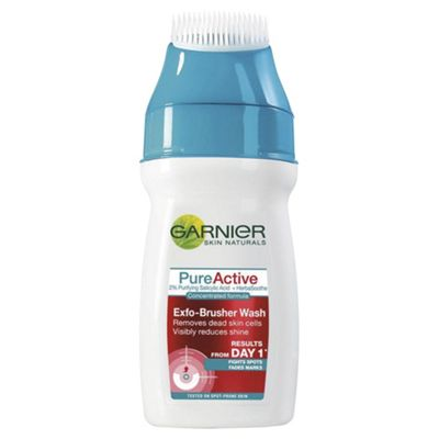 Garnier Pure Active Exfo Brusher