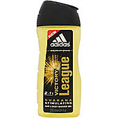 Adidas Victory League 2 in 1 Hair & Body Shower Gel 250ml