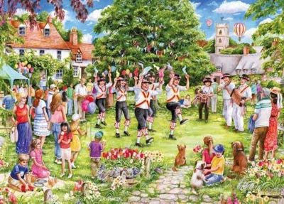The Country Dance -1000pc Puzzle