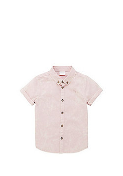 68bed001 Boys' Shirts   Boys' Checked & Casual Shirts - Tesco- Size: 4 yrs ...