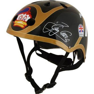 Kiddimoto Hero Helmet Small (Barry Sheene)
