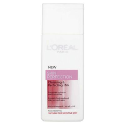 L'Oréal Skin Perfection Cleansing Milk 200ml