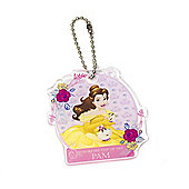Beauty and the Beast Personalised Keyring