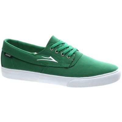 Lakai Camby Green Canvas Shoe