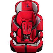 Caretero Falcon Car Seat (Red)