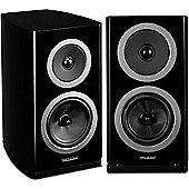 Wharfedale Reva-2 Loudspeakers Pair Piano Black