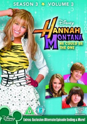 Hannah Montana Season 3 Volume 3 (DVD Boxset)