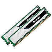 Corsair Value Select 16GB (2 x 8GB) Memory Kit 1333MHz DDR3 240pin DIMM Non-ECC